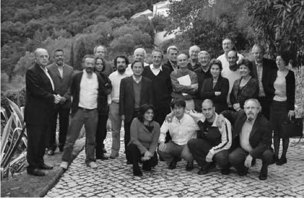 Grupo em Arrabida